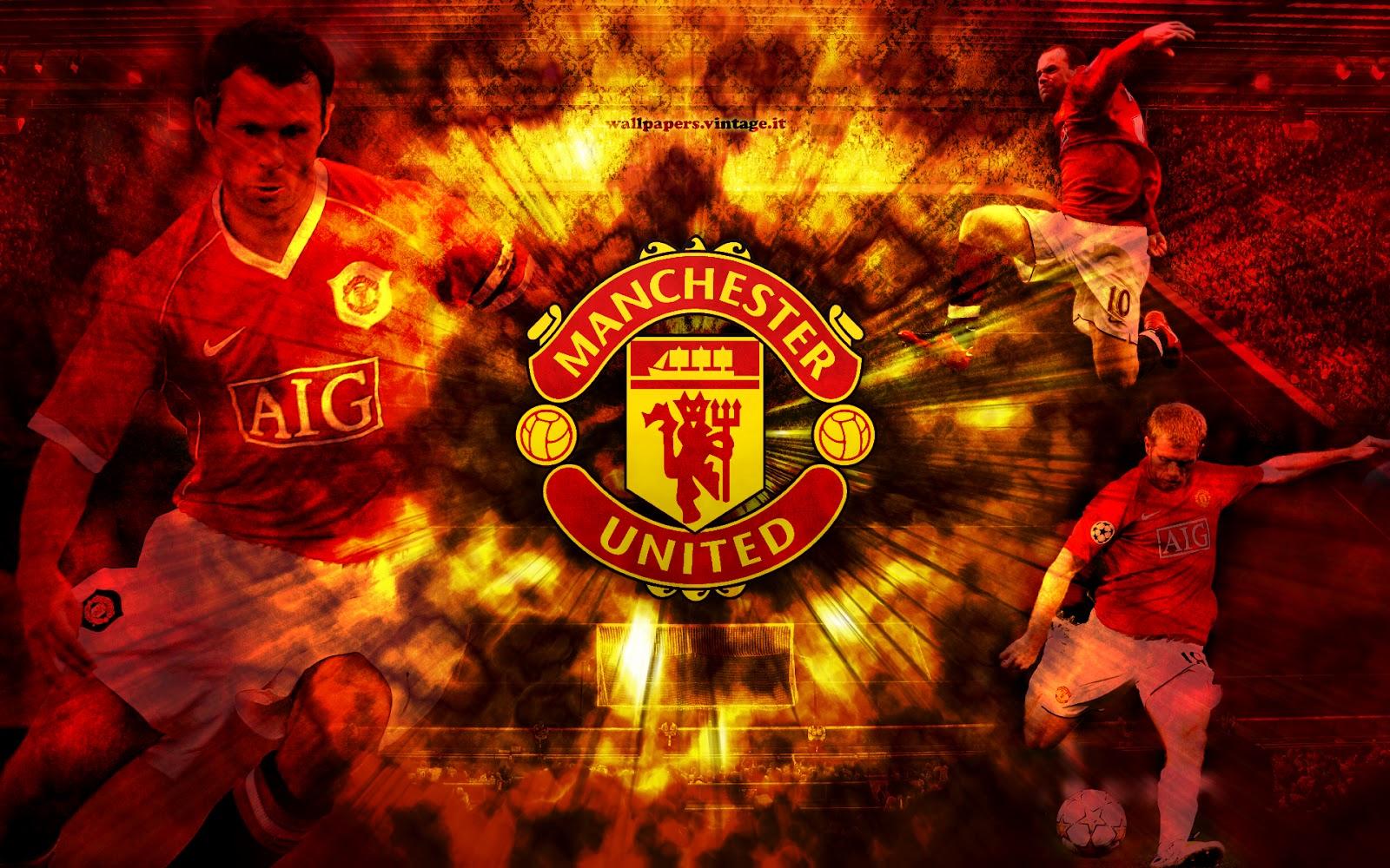 Manchester+United, Gambar Wallpaper MU Manchester United Super Keren Terbaru, manchester United