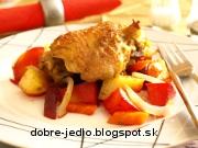Tokajské kurča - recept