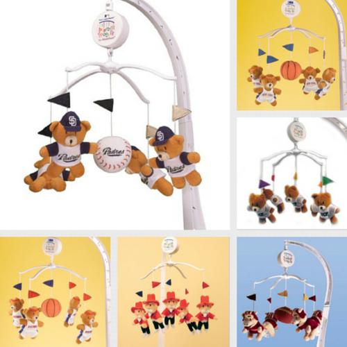 Baby Crib Mobiles