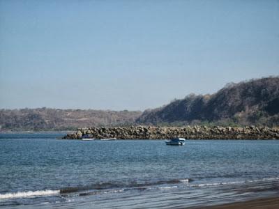Playa Mata de Limón, Puntarenas