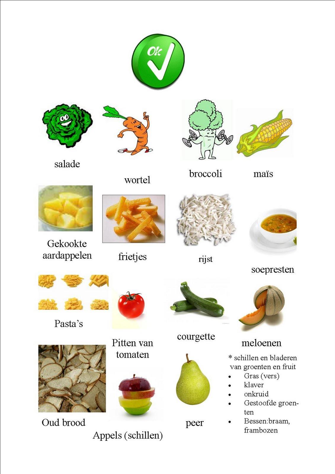 wat is dierlijk voedsel