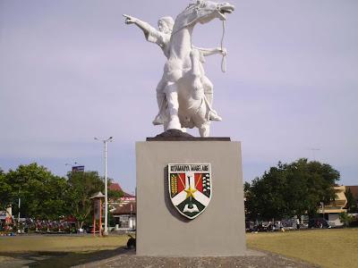 Alun alun Magelang kota