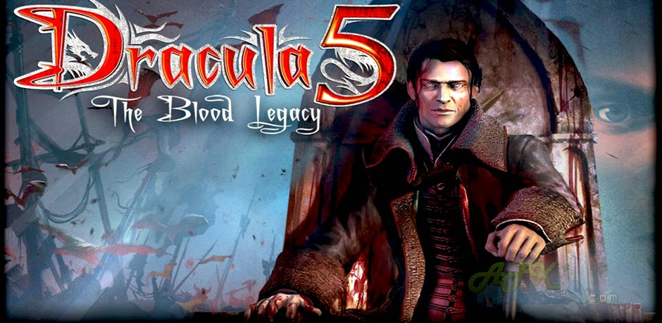 Dracula 5: The Blood Legacy HD v1.0.3 APK+DATA