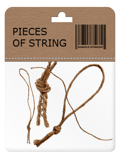 a piece of string The piece of string the theme is that others' perspectives may spread quickly even though they may be not true this theme is created through the symbolism, tone, characterization, and irony used in the short story translating symbolism characterization hauchecorne is a very under confident man who.