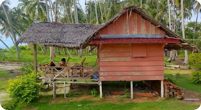Penginapan di Pulau Palambak