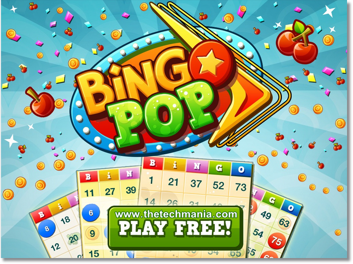 free bingo pop games