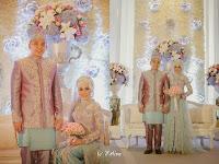 Baju Pengantin Muslim 2014