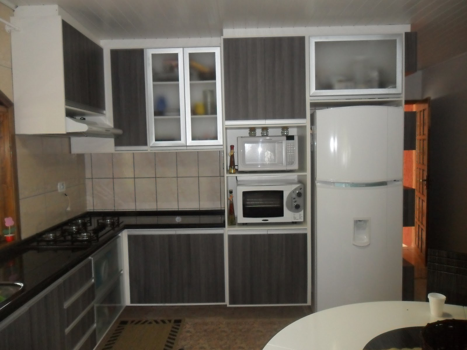 #A1482A Criattive Design Móveis Planejados: Cozinha Simples 1600x1200 px A Cozinha Mais Recente Projeta Fotos_836 Imagens