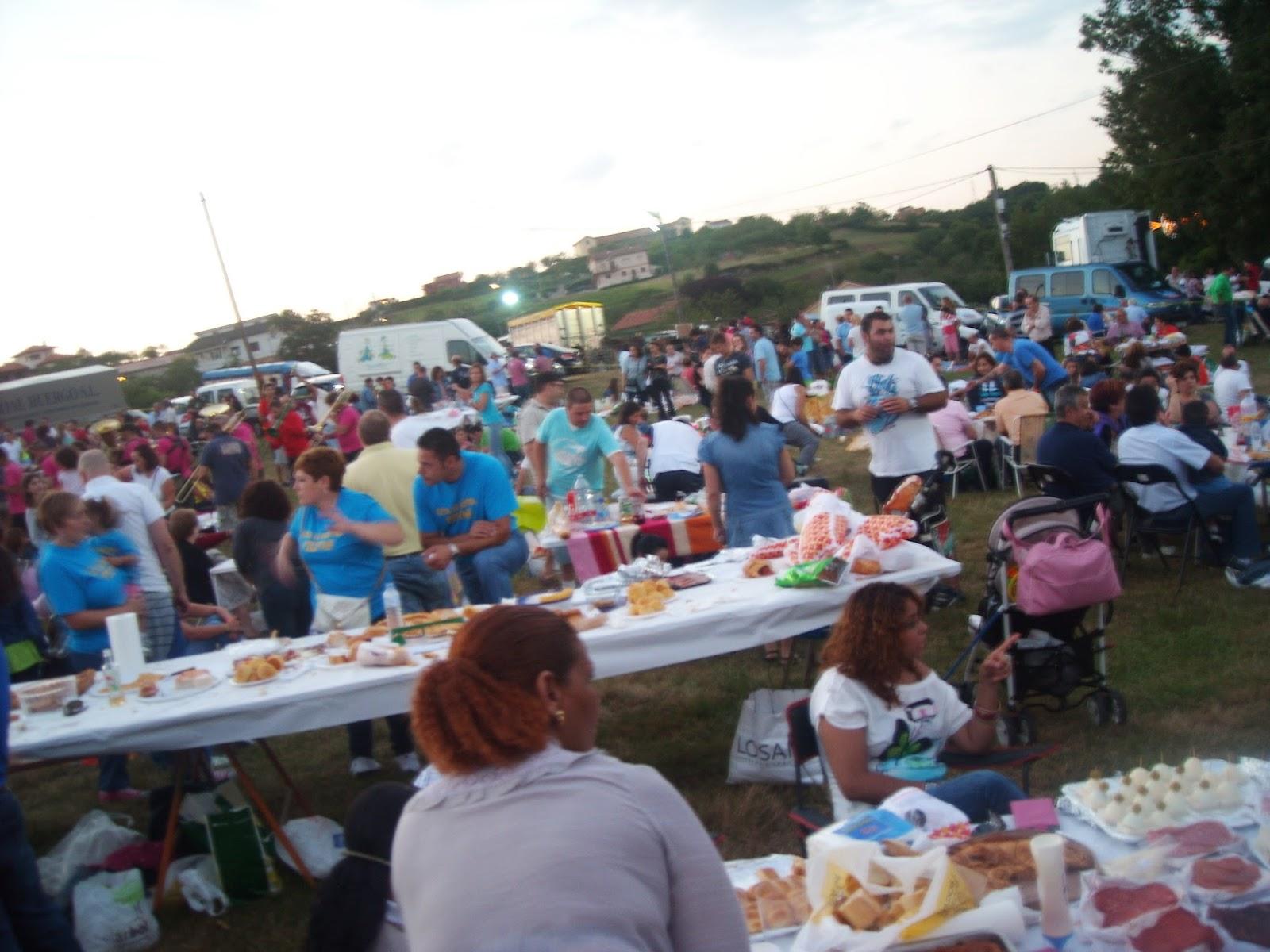 fiesta prao pañeda 2013 asturias