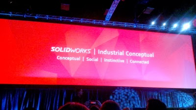 Industrial Designs using SolidWorks Industrial Conceptual based on 3D Experience Technolgoy