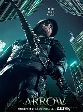 Arrow Temporada 5 Capitulo 17 Latino