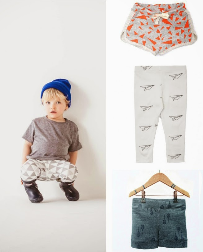 Coolest kids pants spring 2014 - 1: Diapers and Milk 2: Noe and Zoe 3: Diapers and Milk 4: Lötiekids