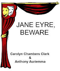 JANE EYRE, BEWARE, a young adult story of revenge, love, and a school play