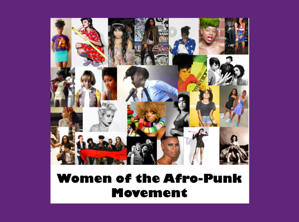 Women of the Afro-Punk Movement