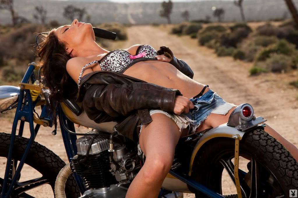 Смотреть секс и мотоциклы
