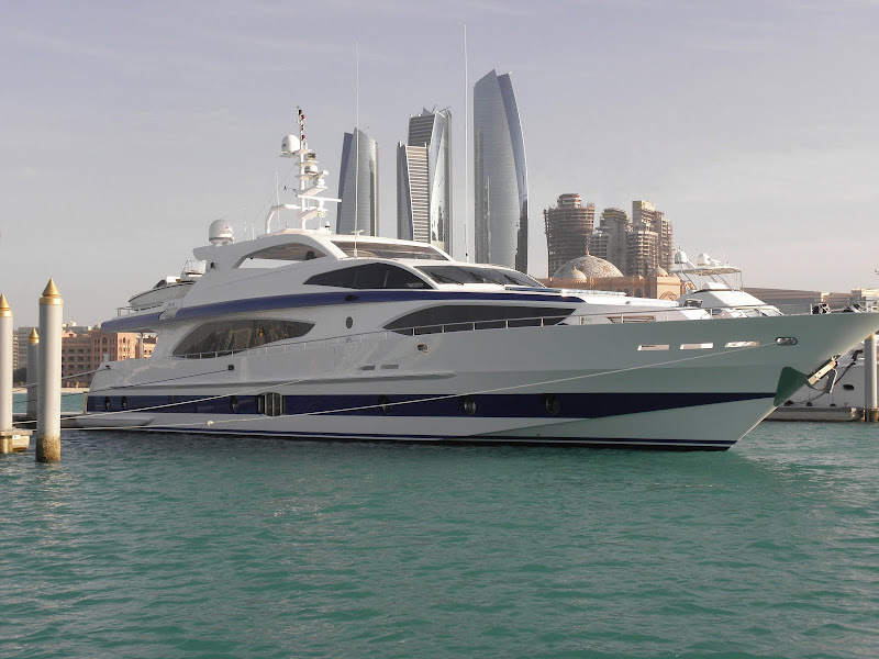 Recently Gulf Craft have have delivered another of their most  title=