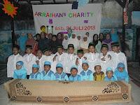 santuni 50 anak yatim dan jompo