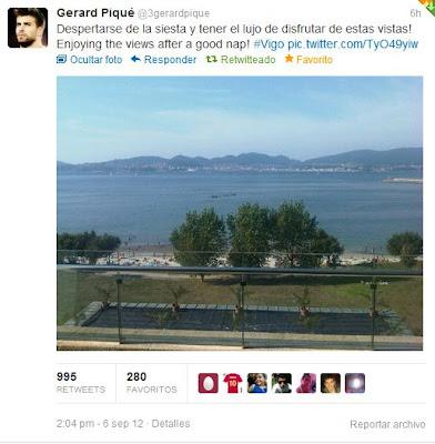 La selección española se concentra en Vigo