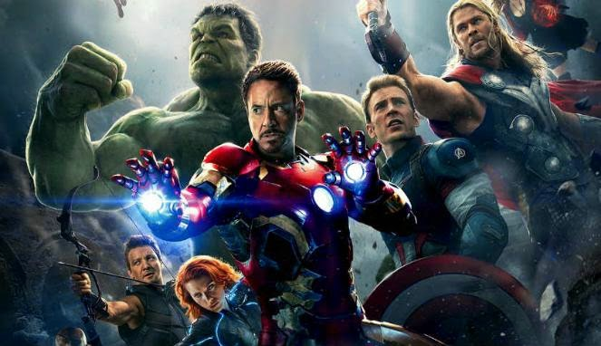 FILM THE AVENGER 2 AGE OF ULTRON