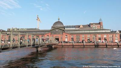 Fischauktionshalle Fischmarkt Hamburg
