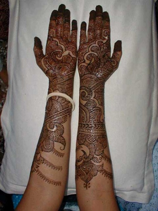 A To Z Mehndi Designs : Mehndi designs for hands rajasthani