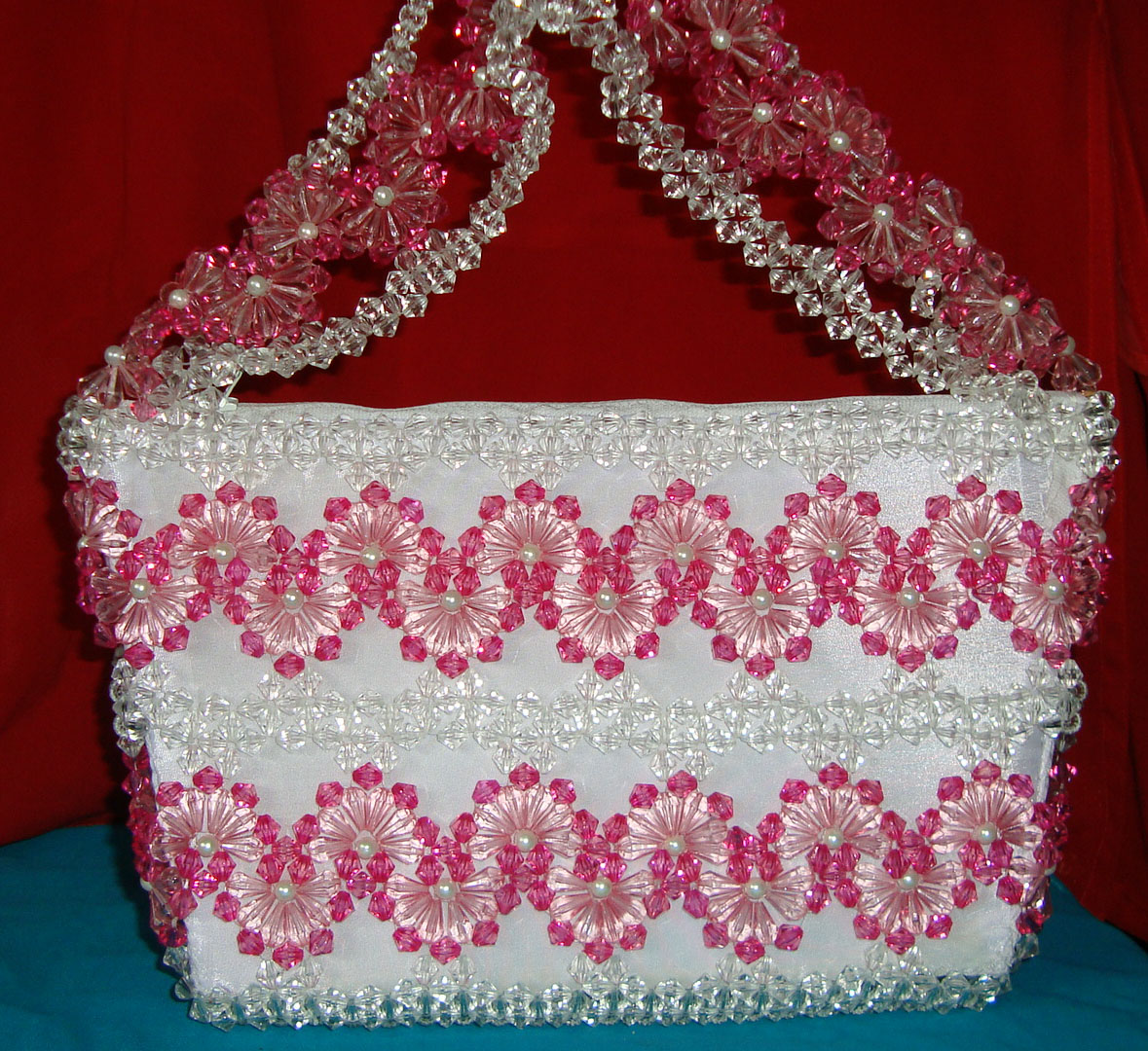 Beaded Bags ~ Pratibha Art & Craft