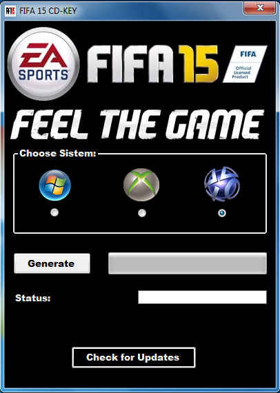Cd Key Fifa 10