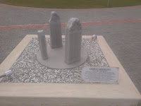 Göktürk Yazıtları Minyatürü (Eskişehir)