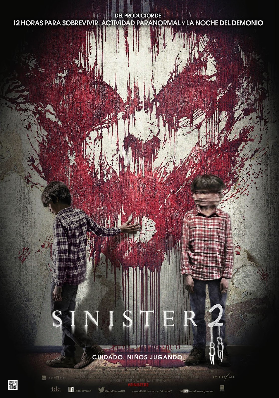 Image Gallery Sinister Poster 1