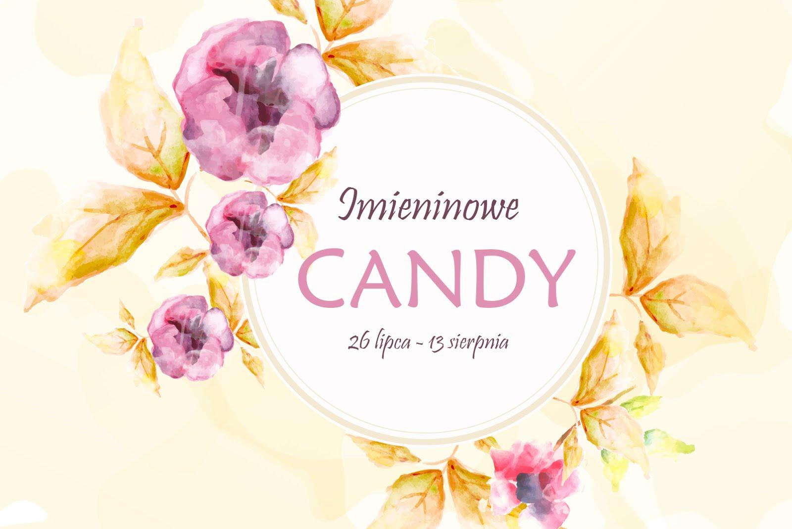 Imieninowe Candy u Kreatywnej