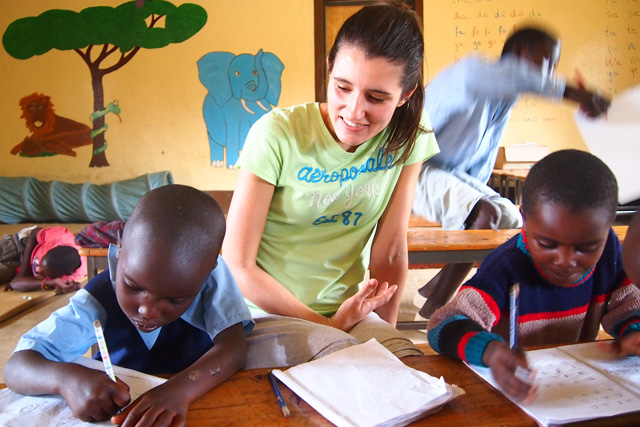 fra Miro Babić mali dom misija afrika sirotište volontiranje Monika Pešorda