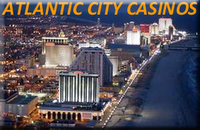 The Boardwalk of Atlantic City