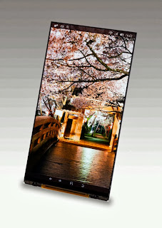Sony might come up with WQHD (1,440 x 2,560 pixels) display.