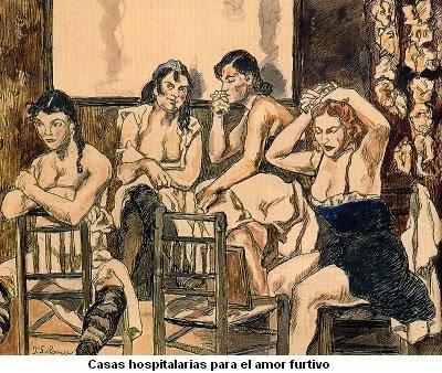 pintor prostitutas sinonimos de prostitutas