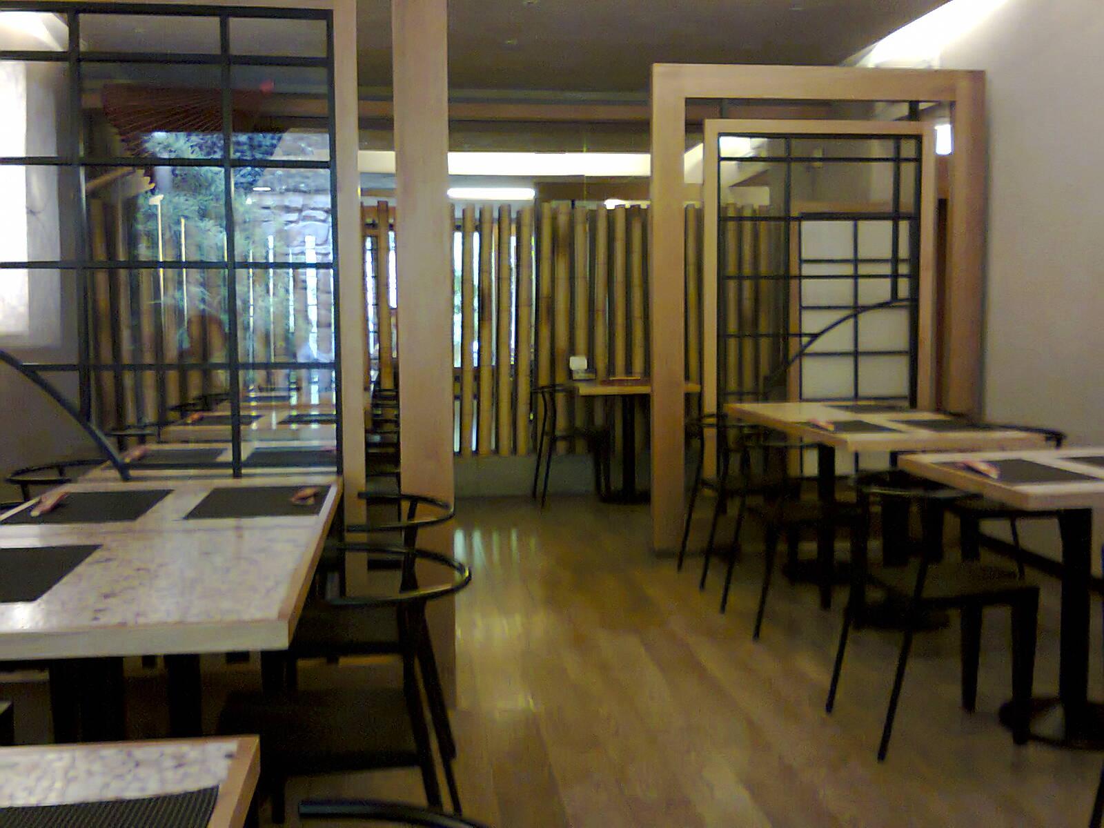 Giappone dai suki desu rokko ristorante giapponese a roma for Finestra giapponese