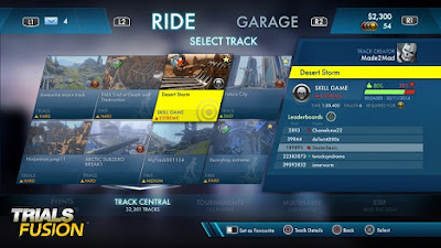 Trials Fusion-CODEX TERBARU 2015 screenshot 1