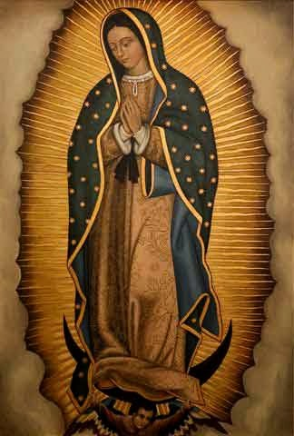 Our Lady of Guadalupe, pray for us
