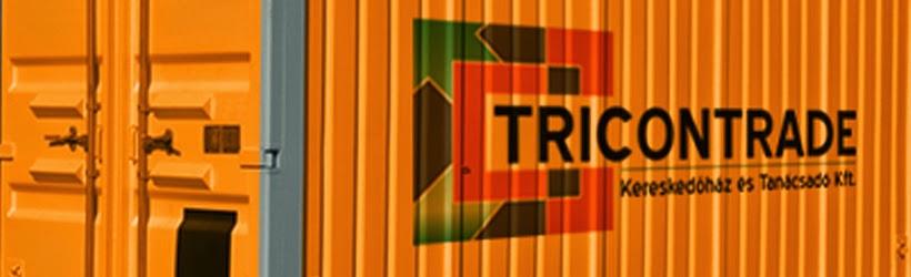 Tricontrade - Konténerekről tisztán, biztos forrásból