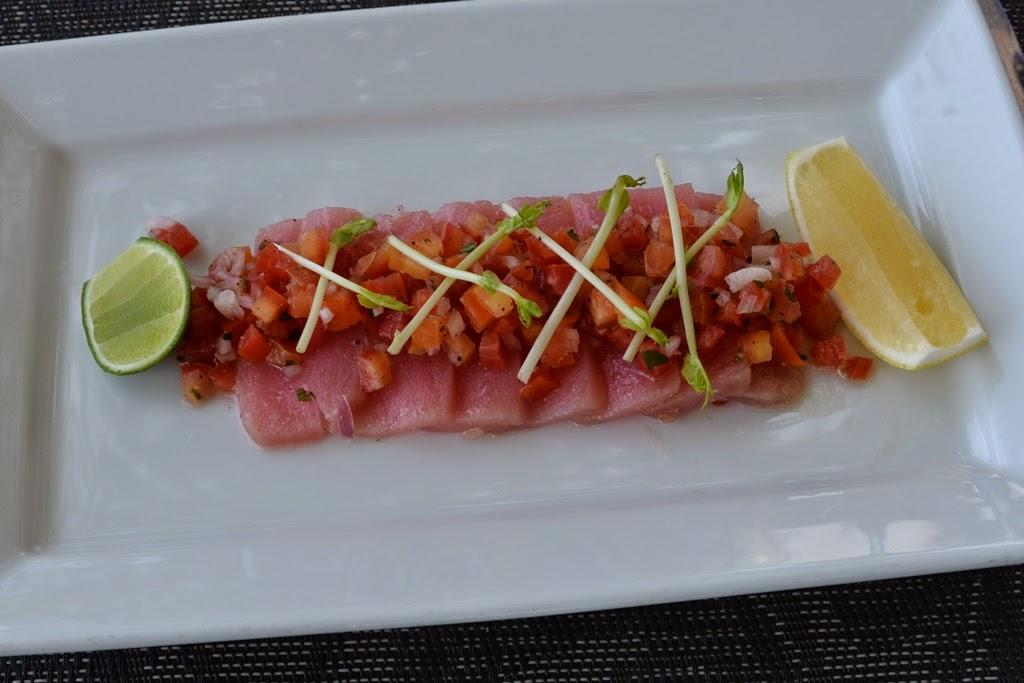 Re Ka Ta restaurant Phuket tuna
