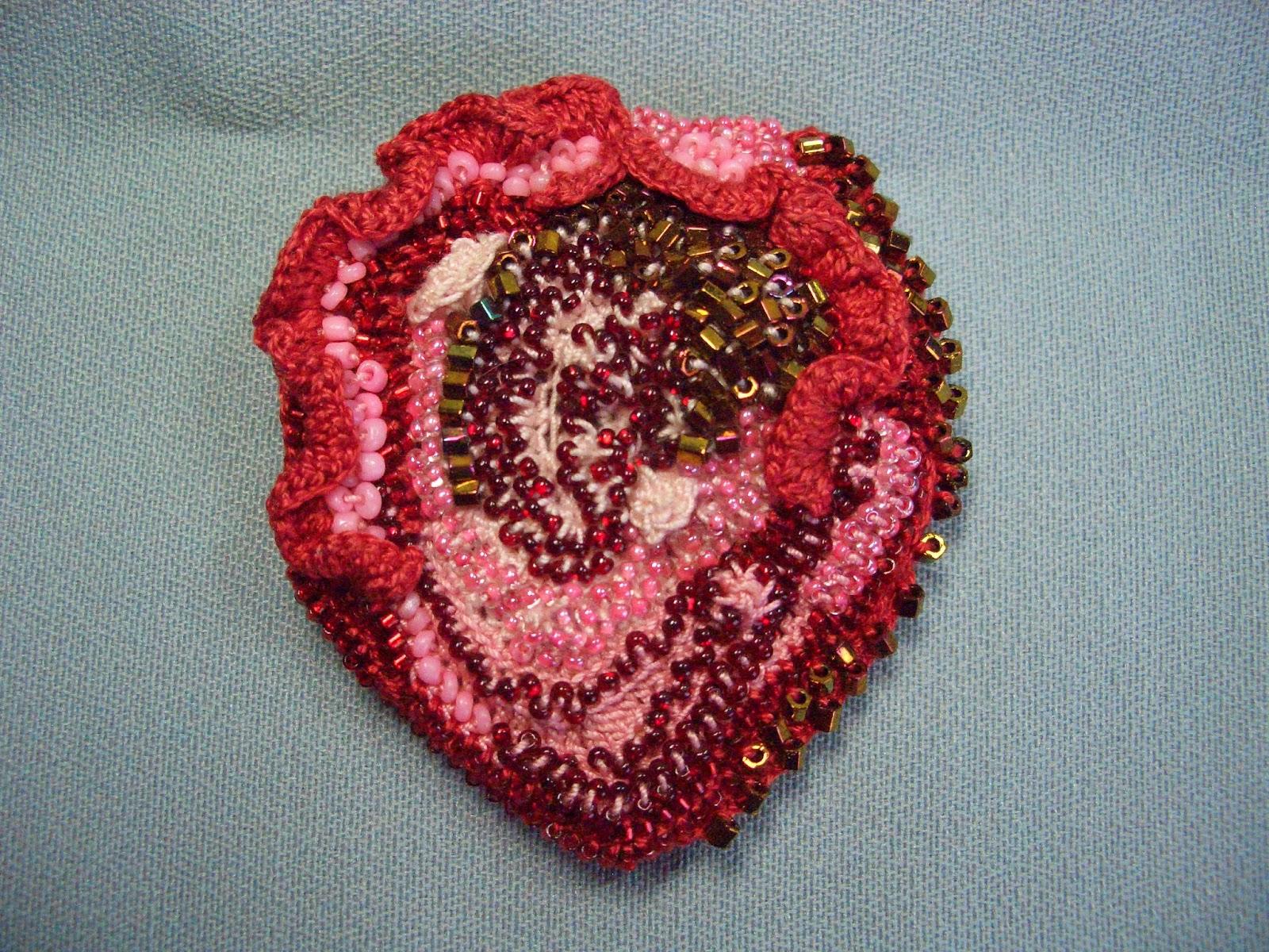 Crochet Queen : Crochet Queen: Royal Ramblings: What is Free Form Crochet?