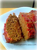 pastel de carne meatloaf