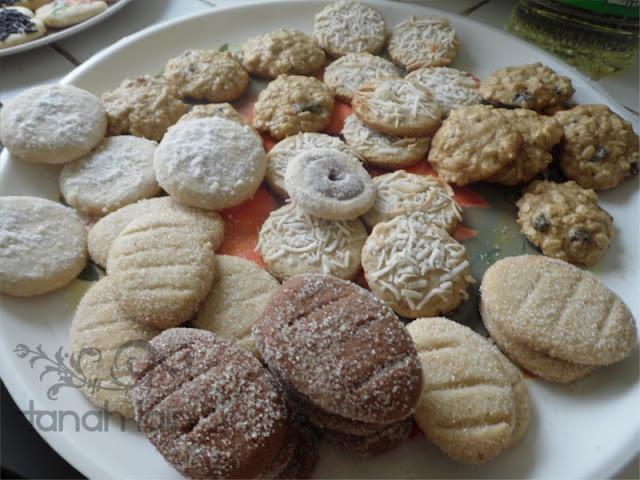 galletas de vainilla