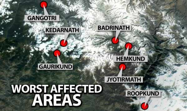 abhishek bhatts blog disaster and flood in uttarakhand