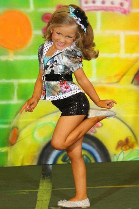 Little Girls Pageant Casual Wear.
