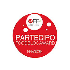 """partecipo al  FoodBlogAward_OFF 