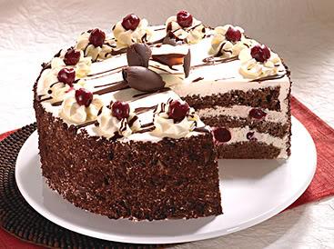 Resep Masakan - Cara Membuat kue Cake Susu Coklat