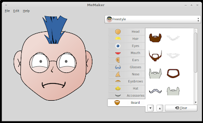 Use MeMaker to create cool avatars