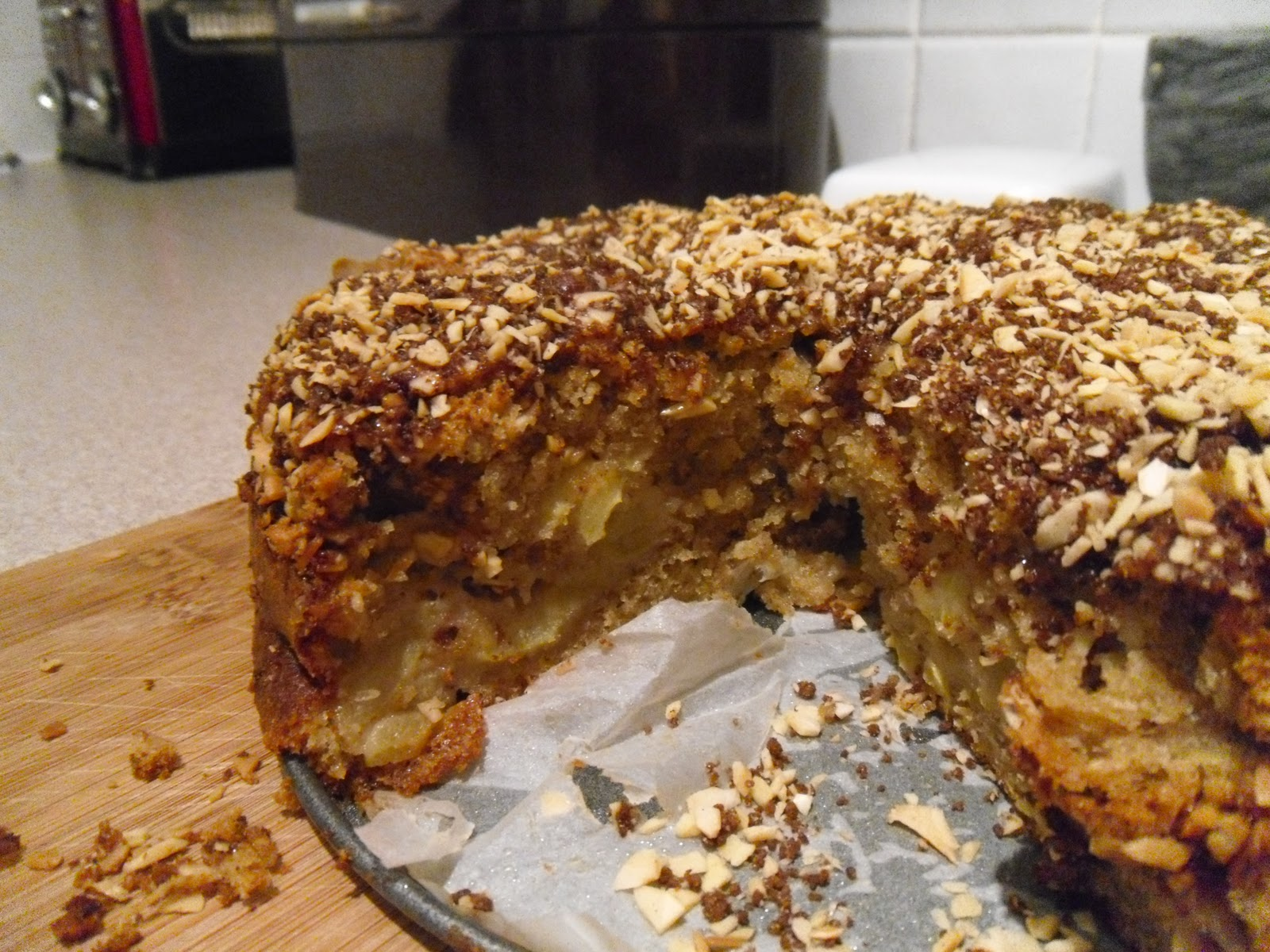 Somerset Cider And Apple Cake Recipe — Dishmaps