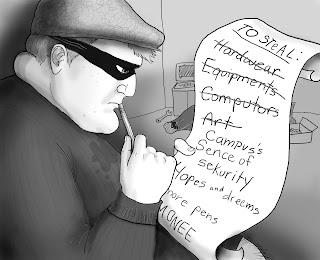 3 Pelajaran Blogging Dari Seorang Pencuri