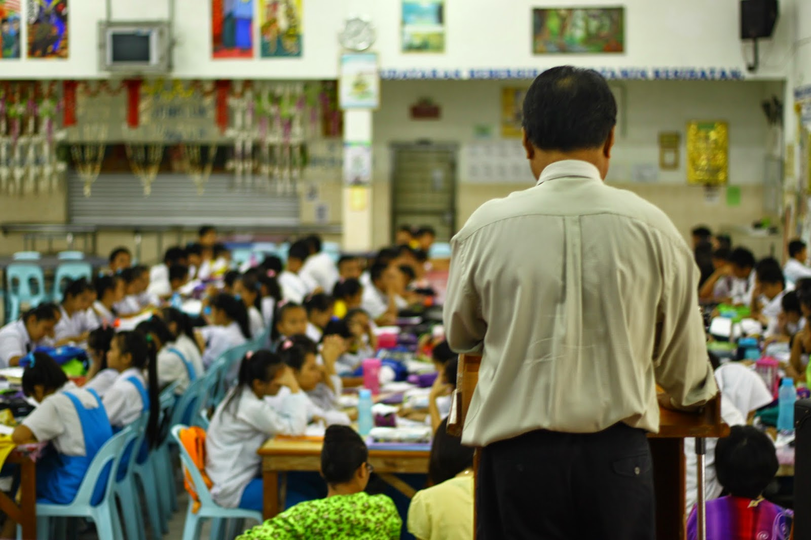 Majlis Keberkatan Ilmu Pelajar PT3 2014